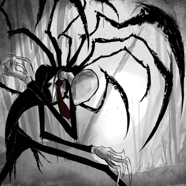 slender man fan art 61