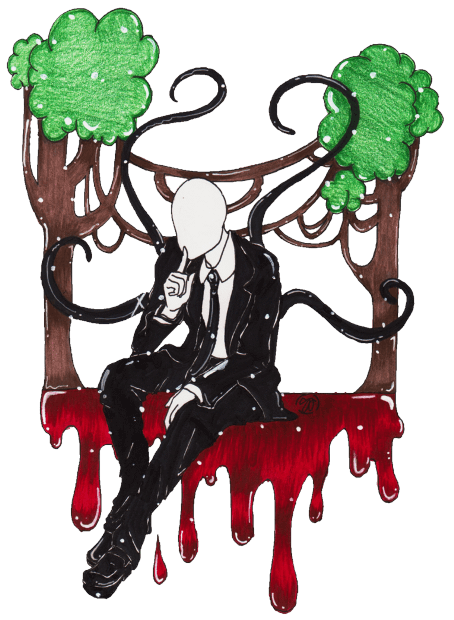 slender man fan art 7