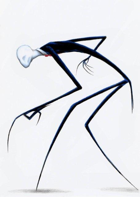 slender man fan art 91